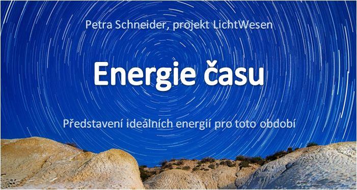 energie času